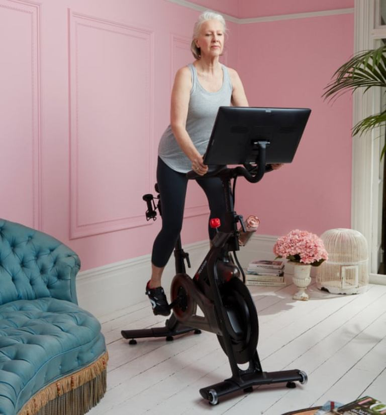 The Home Spin Bike