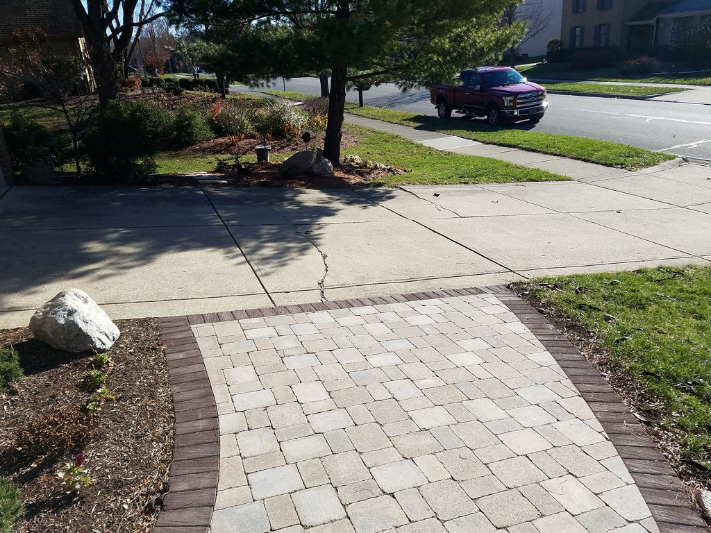 Unsealed Pavers Mean More Frequent Cleaning