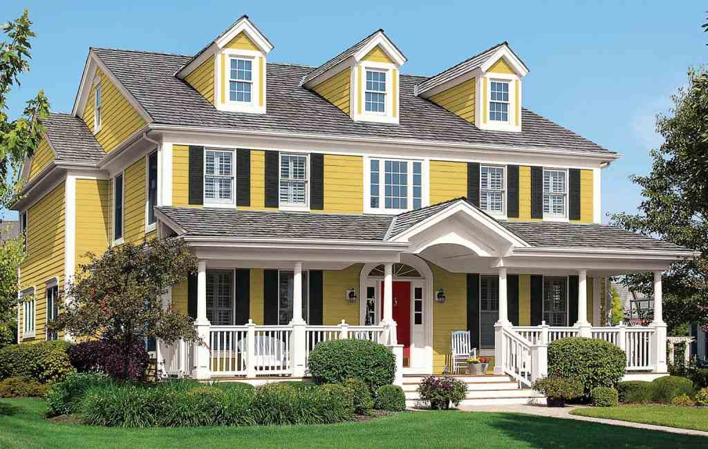 5 Ideas For Amplifying A Beautiful House Exterior Residence Style