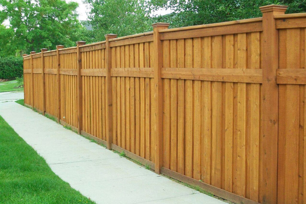 Install a Fence