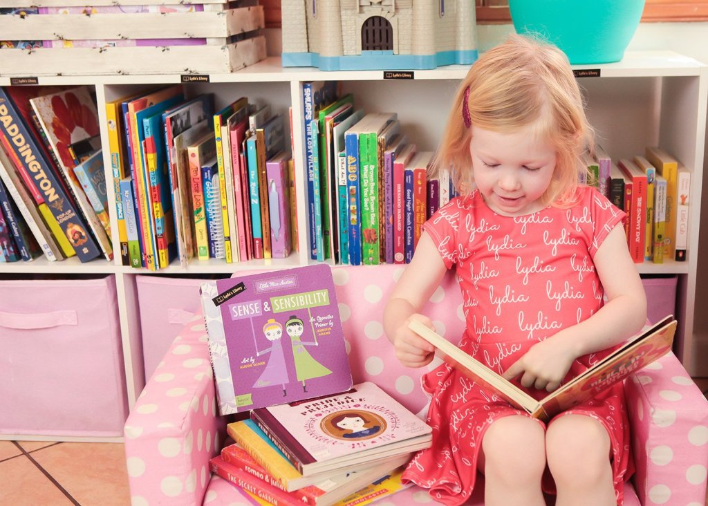 Create a Library for a Child1