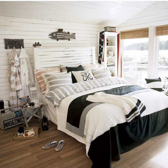Beach Style Room Ideas
