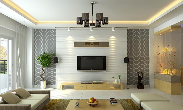 Room Design Tv Wall