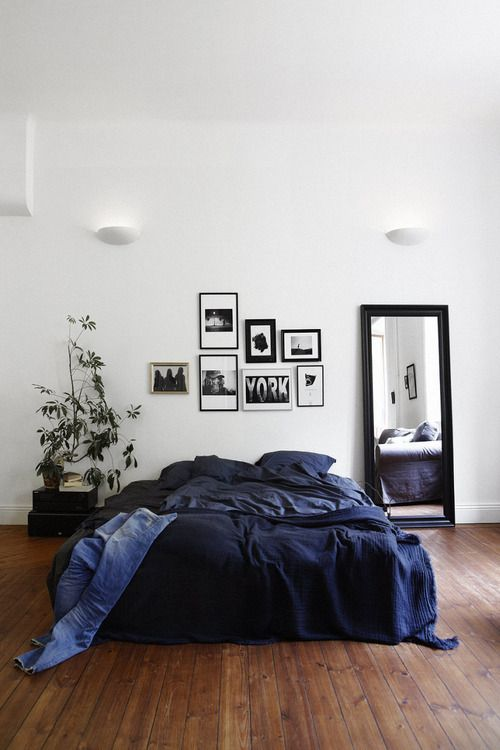 Navy Amp Dark Blue Bedroom Design Ideas Amp Pictures