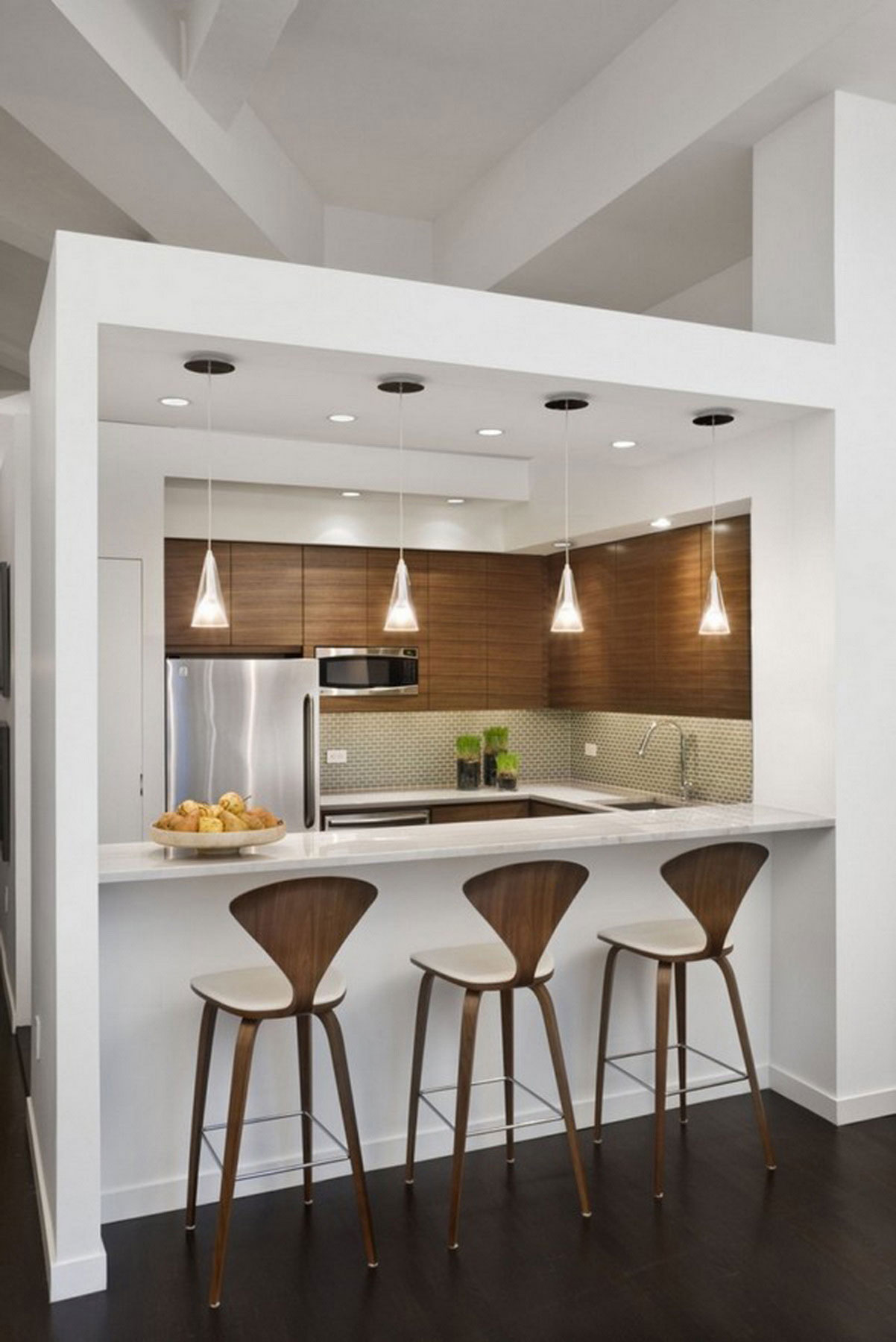 creative small space kitchen design ideas