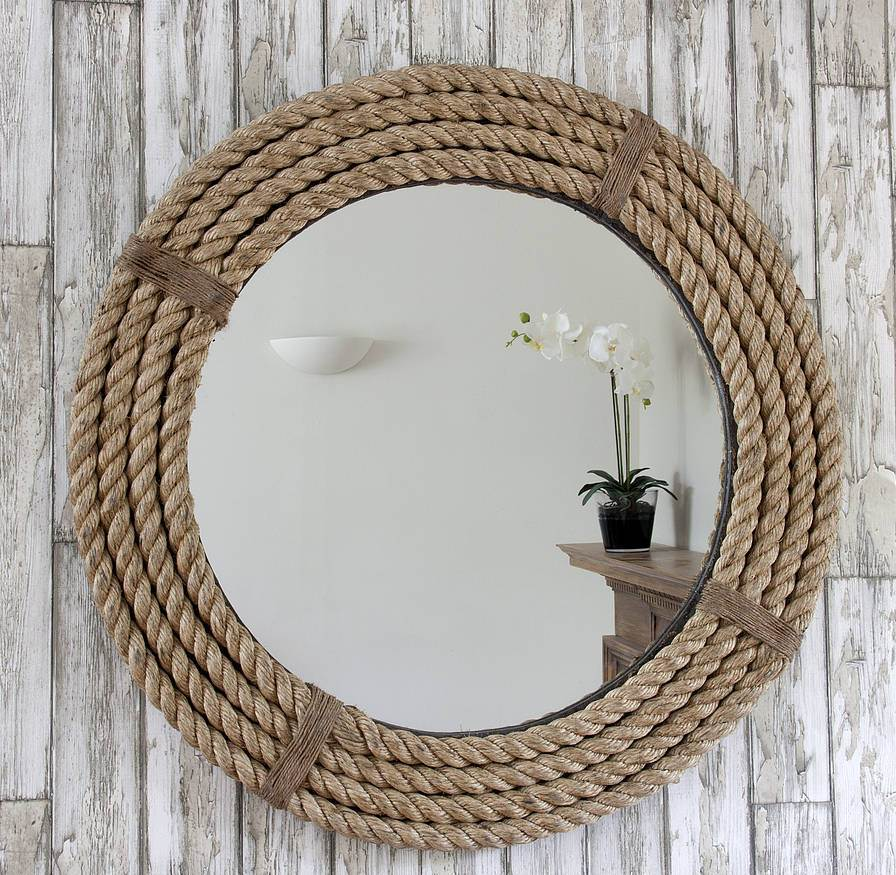 Easy But Stylish: 3 Ideas To Decorate Your Mirror