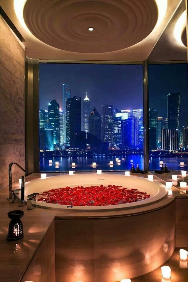 51 Ultimate Romantic Bathroom Design