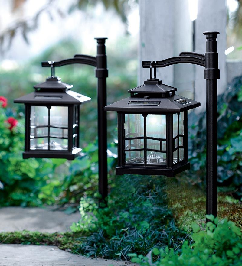 Solar Power Outdoor Lighting