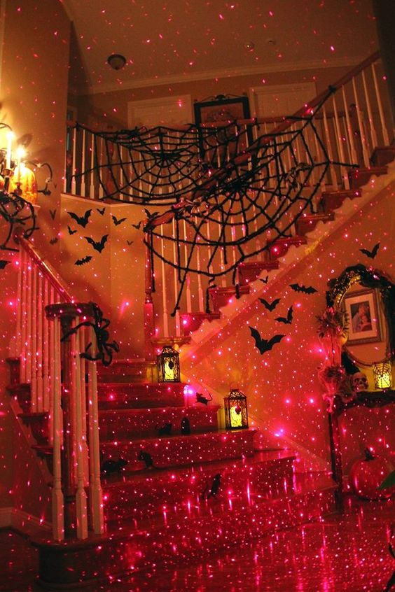 bliss lights halloween