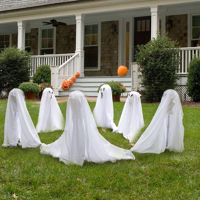 Halloween ghost Decorations outdoor