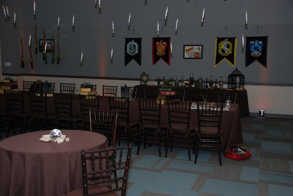 Ideas For Harry Potter Party