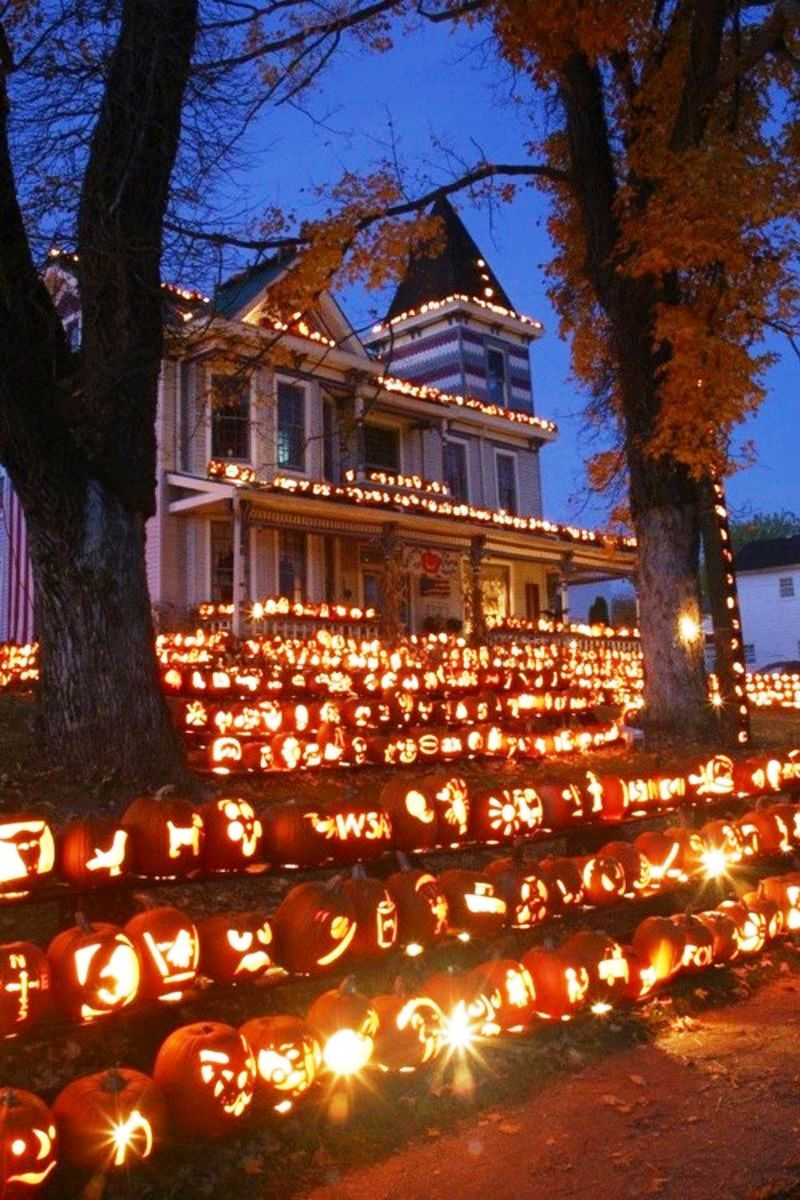 Best Decoration Ideas: 35 Best Ideas For Halloween Decorations Yard With 3 Easy Tips