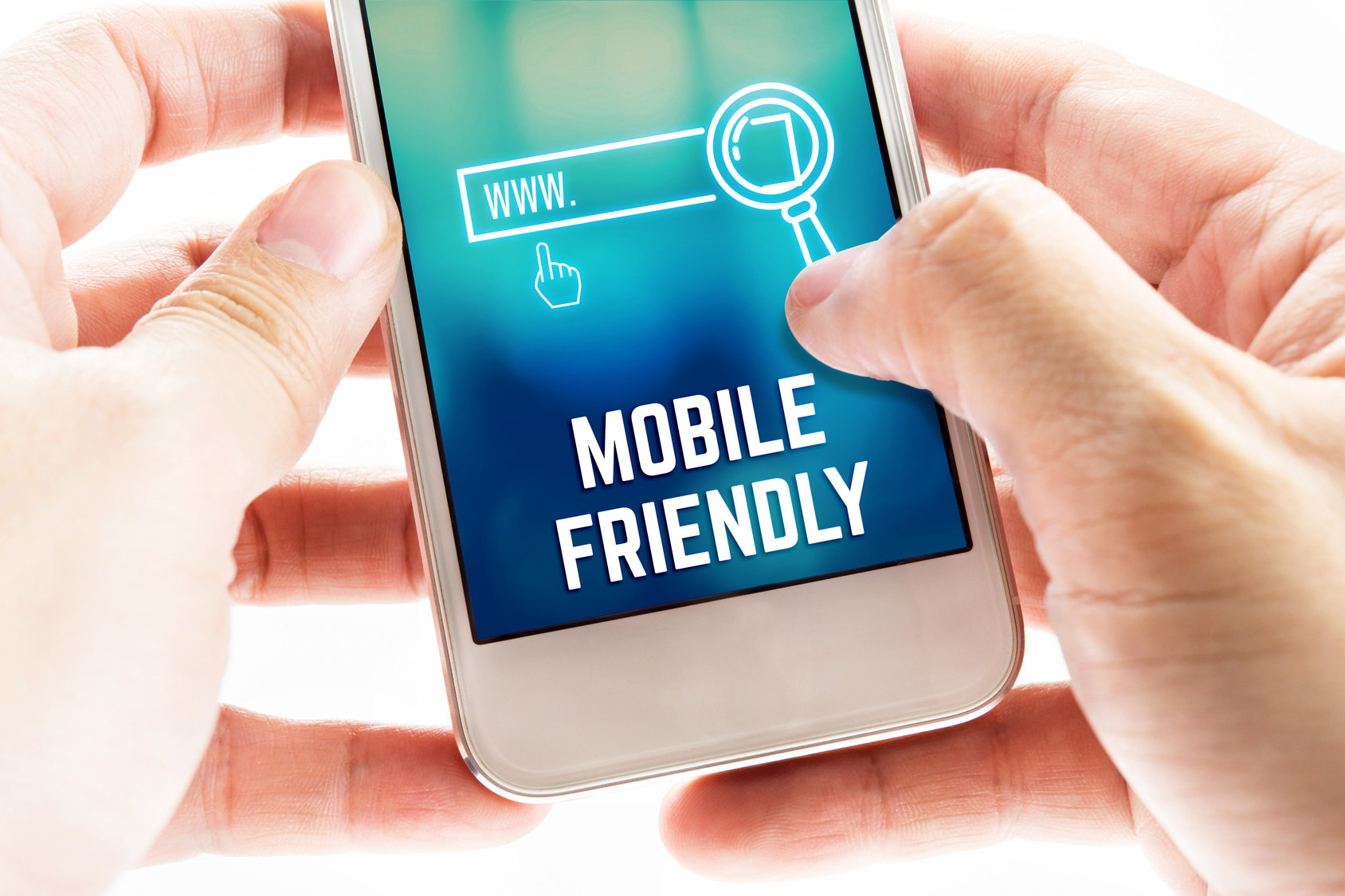 Neglecting to Make Your Website Mobile-Friendly