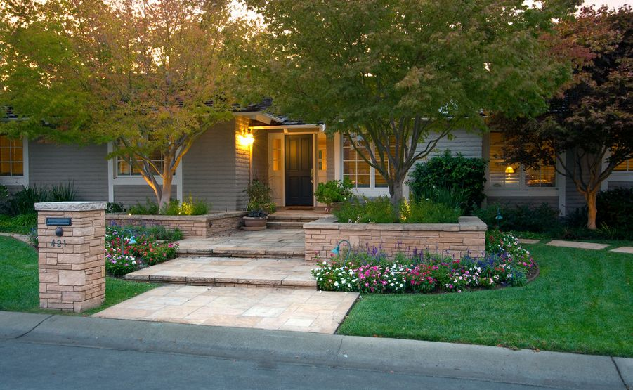 Front and Backyard Landscaping