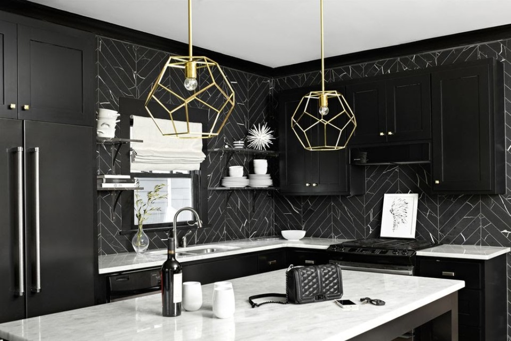 Latest Black Kitchen Ideas And Trends For The Bold Modern Home
