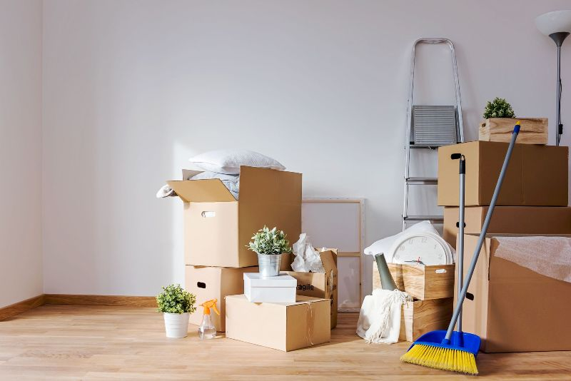 Moving Into A New Apartment2