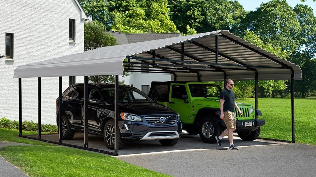 The 3 Best Types Of Carports - How To Choose The Right One For You »  Residence Style